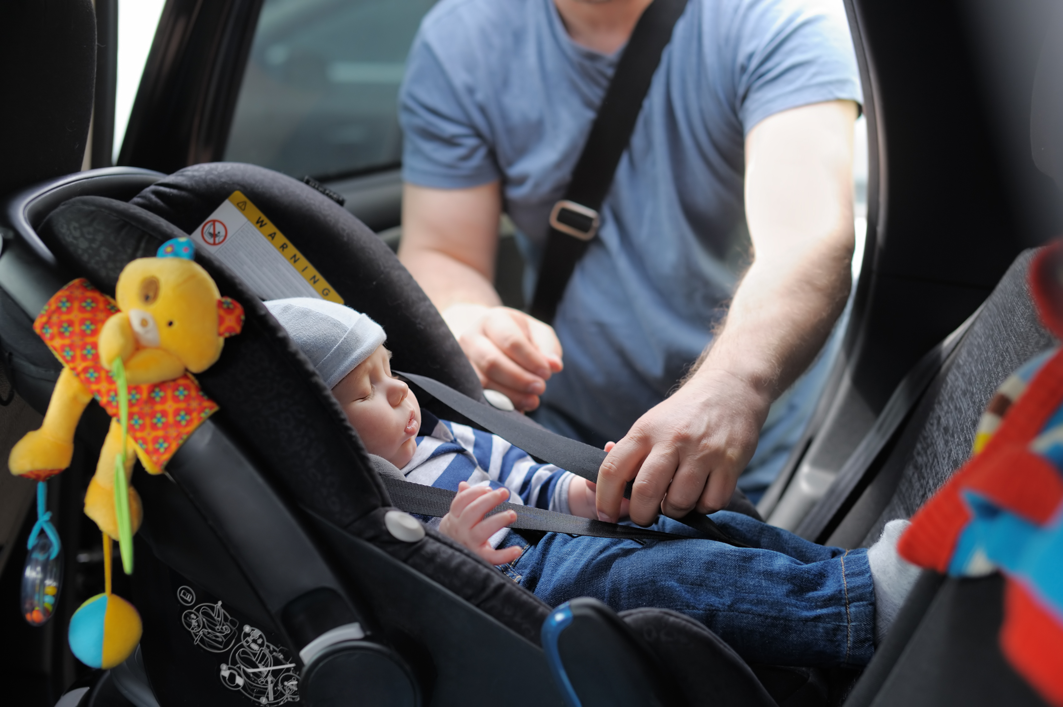 Is Your Child's Car Seat Installed Incorrectly?