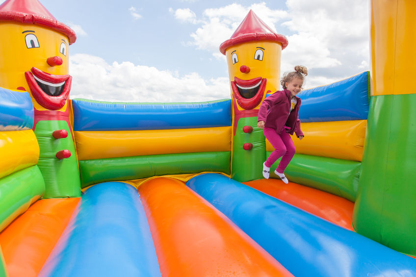 Should Parents be Concerned about Bounce House Accidents?