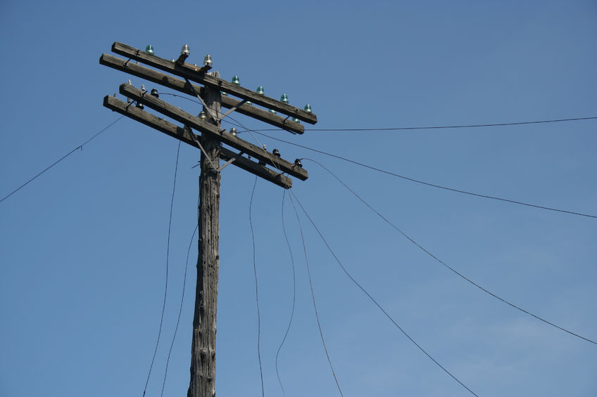 Do you Know what to do if your Vehicle Hits a Power Line?