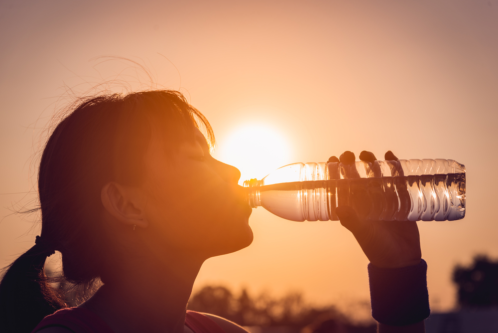 Hiking in Extreme Heat can Lead to Heat Stroke