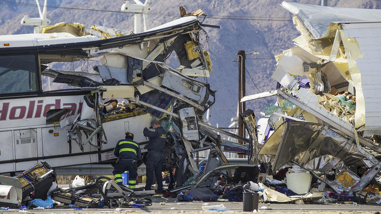 Should Bus Company Be Held Responsible for Deadly Tour Bus Crash?