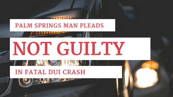 Suspect Pleads Not Guilty in Fatal DUI Crash